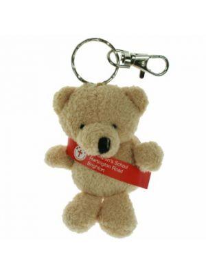 Tiny Sash Teddy Bear 10cm
