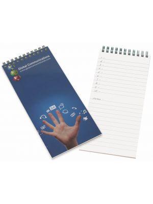 1/3 A4 Wire Bound Notebook