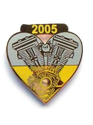 Die Stamped badge with a hard enamel infill with your design. 30mm in size.