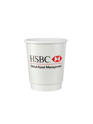 8oz Double Walled Paper Cup