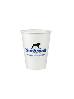 8oz Single Walled Paper Cup