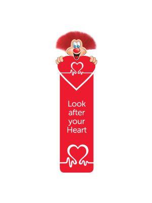 Adman Bookmark- Red Hair