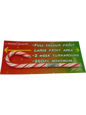 Branded Candy Cane