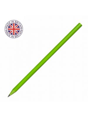 Chameleon Recycled CD Case Pencil- Bright Green