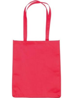 Chatham Budget Tote Bag- Red
