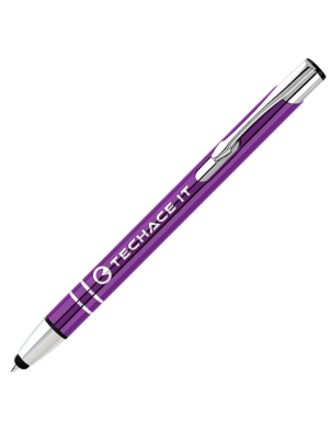Electra Touch Ballpen- Purple