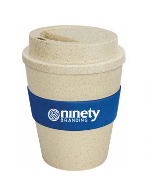 Express Coffee Cup- Dark Blue with printing