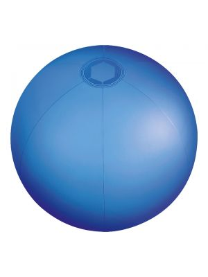 Frosted Beach Ball- Blue