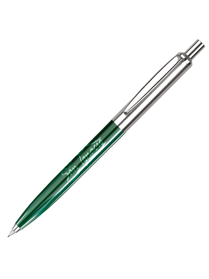 Giotto Mechanical Pencil- Green with printing