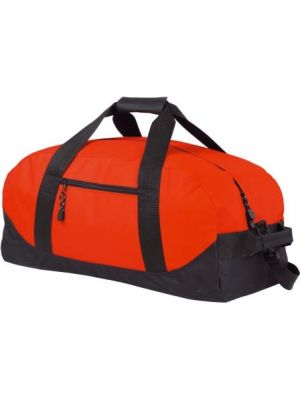 Hever Sports Holdall- Red