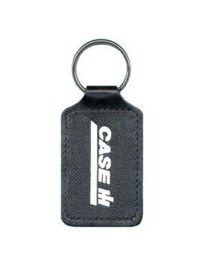 Extra Large Square Leather Keyfob