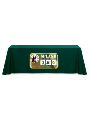 Large Fabric Tablecloth
