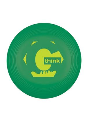 Small Recycled Frisbee- Green