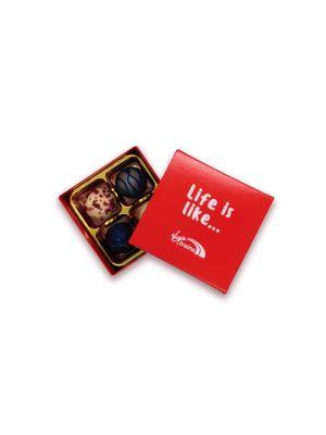 Truffle Box - 4 Chocolates