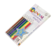 Mini Carnival Colouring Pencils 6 Pack- Carnival Themed Box (Front)