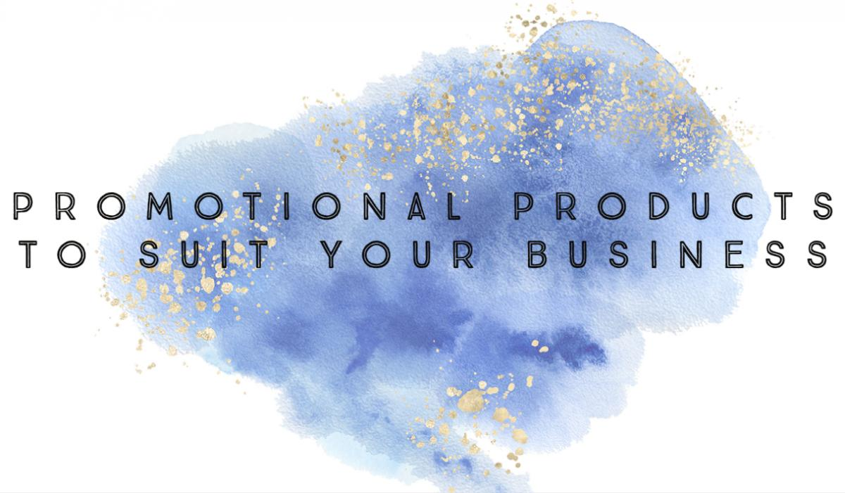How to choose promotional products to suit your business...