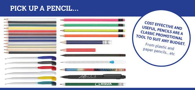 What to consider when buying personalised pencils