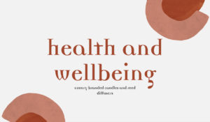 Looking after health and wellbeing...